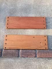 アキレスゴムボート用  座板×2