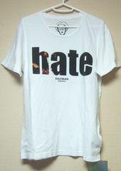 ◇HALF MAN◇ハーフマン◇プリントTシャツ◇