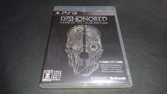 PS3 DISHONORED(ディスオナード) GAME OF THE YEAR EDITION