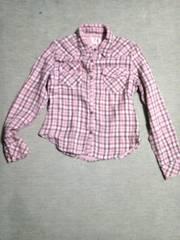 タケオキクチチェックシャツレディースTK