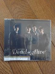 通常盤CD Dead or Alive/KAT-TUN