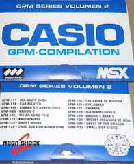 MSX CASIO GPM-COMPILATION VOL.02