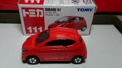 ★赤箱トミカ111★スバル R1★TOMY★