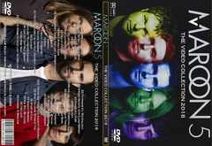 マルーン5・2018 最新版 全40曲プロモPV集・Maroon 5