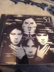 CD:男闘呼組 5-1…非現実…