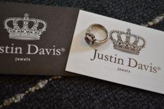 JustinDavisジャスティンデイビス srj540 Secret Skullリング