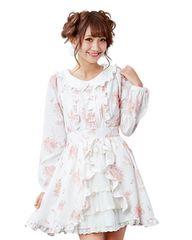 ☆LIZ LISA☆マイメロカシュクールワンピース☆ホワイト☆