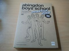 DVD「abingdon boys school JAPAN TOUR 2008」西川貴教 初回盤●