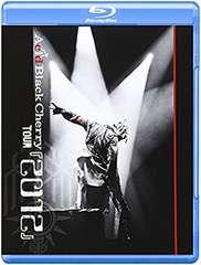 新品 TOUR 『2012』 Blu-ray Acid Black Cherry