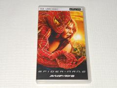 PSP★スパイダーマン2 UMD VIDEO
