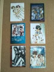 ◆最遊記/Gファンタジ-カード/6枚