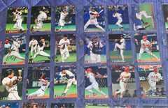 カルビー プロ野球チップス 2001年金サインセット第1弾