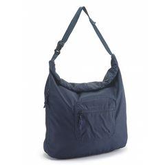 ナノ・ユニバース ロールトップバックパック ネイビー 大きいバッグ 5,292円 新品*即