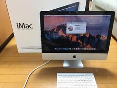 美品iMac21.5 MC309J/A A1311