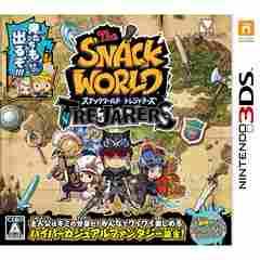 3DS》スナックワールド トレジャラーズ [174000756]