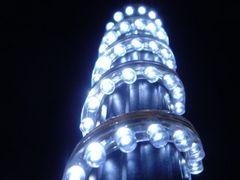 超発光/防水 LEDチューブ 48�p ホワイト/白
