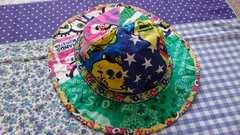JAM☆帽子☆52�pくらい☆ジャム☆リバーシブル