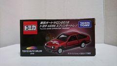 東京オートサロン2018・トヨタ・AE86・スプリンタートレノ
