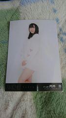 AKB48 サムネイル内木志特典写真