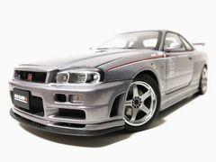 Aaオートアート/Nissanニッサン Skylineスカイライン GT-R  1/18