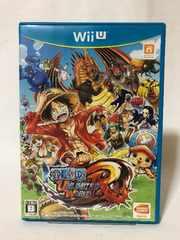 ワンピース アンリミテッドワールド レッド WiiU