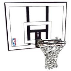 送料無料 NBAコンボ&マウンティングブラケット バスケットゴール