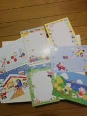 【新品】familiar/ファミリア/ポストカード/7枚セット