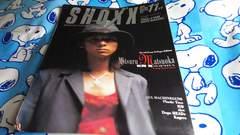 SHOXX◆2001年11月号◆松岡充 SEX MACHINEGUNS rice 利華