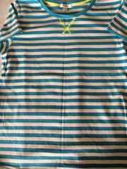 ( ̄O ̄;)a.v.v*ボーダー半袖Tシャツ*150�p*