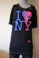 フランシストモークス I LOVE NY Tシャツ