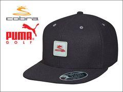 cobra PUMA キャップ SNAKE PATCH SNAPBACK CBRA2047-BLK