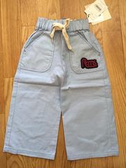 新品タグ付ロデオクラウンズキッズ4104円RODEOデニムパンツ長ズボン