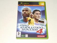 xbox★PRO EVOLUTION SOCCER 4 海外版