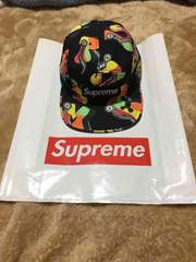 新品タグ付き SUPREME Blade Whole Car Camp Cap
