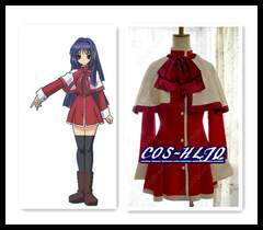 ★Kanon ◆2年生制服◆水瀬名雪等  冬服 コスプレ衣装