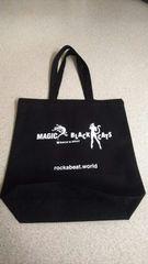 BLACK CATS & MAGIC ライブ会場販売 トートバッグ レア