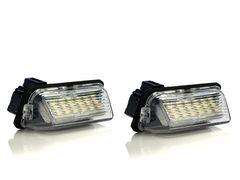 トヨタ LED  ナンバー灯 NHP10 アクア / 130系 ヴィッツ
