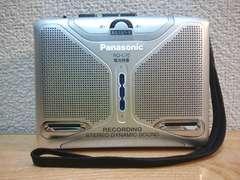 Panasonic ステレオカセットレコーダー RQ-L70