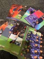 【サッカー】2018 JAPAN NATIONAL TEAM CARD 10枚セット(3)