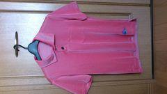 激安79%オフヴィヴィアンウエストウッド、ポロシャツ(美品、赤、イタリア、48)
