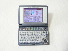 SHARP 電子辞書PW-C5000◆カラー辞書/12コンテンツ搭載◆即決!