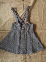 中古ジャンパースカート140