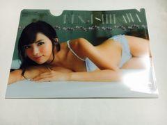 石川恋 ヤングチャンピオン クリアファイル 未使用♪
