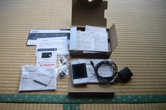 無線LANルーターUQ Wimax Wi-Fi WALKER HWD15一式