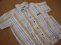 PETIT★JUNKOチェックシャツ120