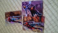 ファイナルファンタジーX2クリアカード3枚セット