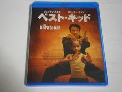 Blu-ray新品 ベスト・キッド  DM便164円