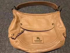 送料込バーバリーブルーレーベル2waybag(*´∀`)