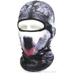 犬 目出し帽