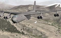 アメリカ空軍 B-52 BAD BOY BOMBERS パッチ
